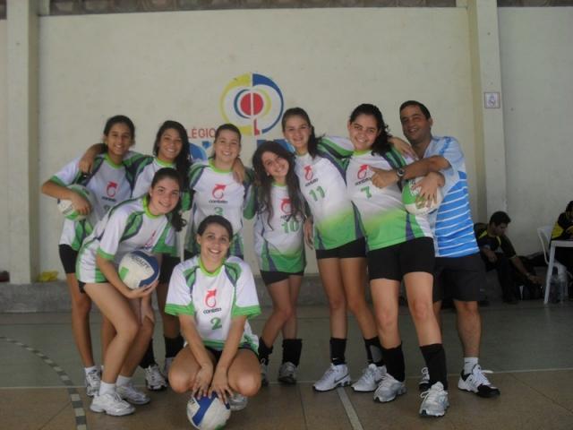 Contato participou da copa SESC 2011
