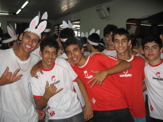 Páscoa Contato 2011