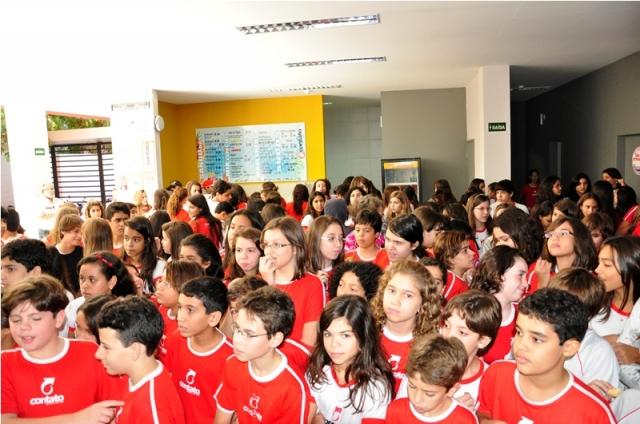 Aluno Destaque Fundamental - 2011