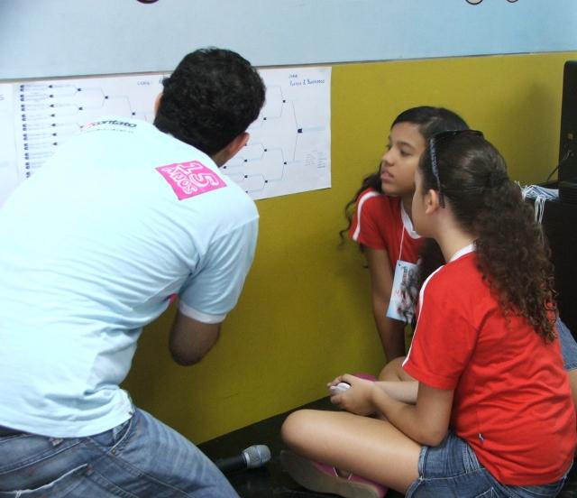1º Campeonato de Jogos Matemáticos