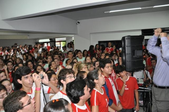 Aluno Destaque Médio - 2011
