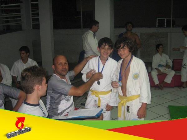Jogos Internos - Judô