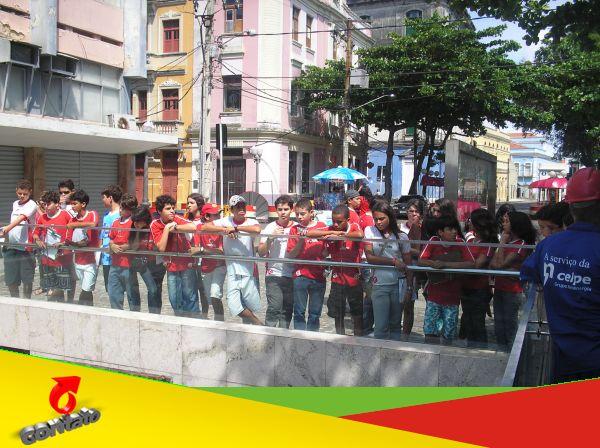 Expedição Pedagógica do Contato Maceió para Recife