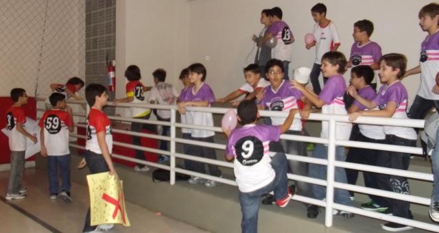 Abertura dos jogos 2011