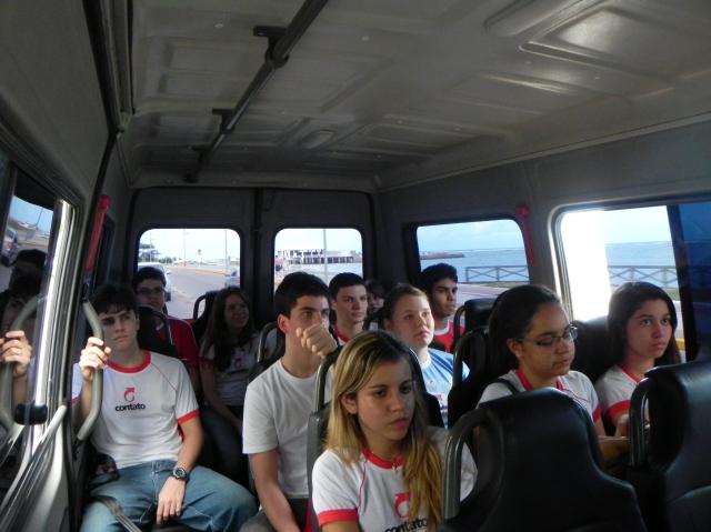 Alunos do 3º ano visitam a Braskem