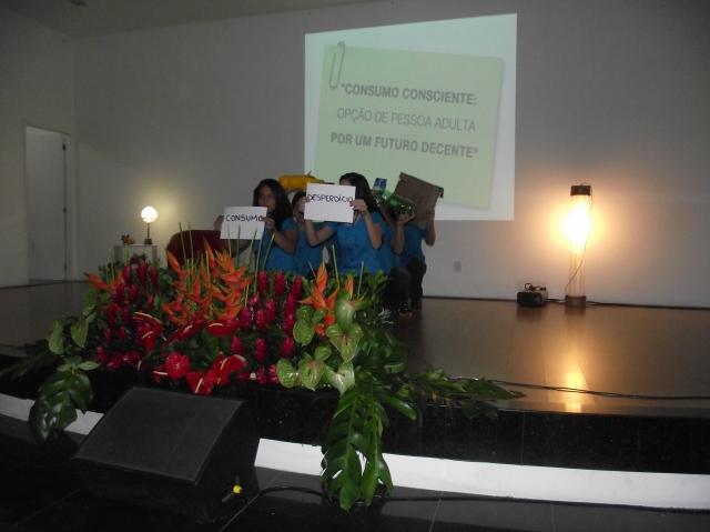 "Culminância do Projeto ""Contato Consciente 2011"""
