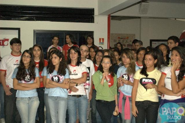 Alunos premiados pelos desempenho na aprovação UFAL 2012