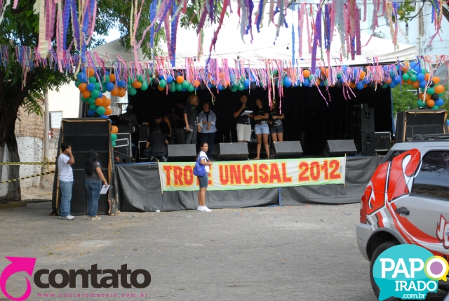 TROTE UNCISAL - 2012