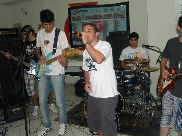 Trote - 3º ano - Rock