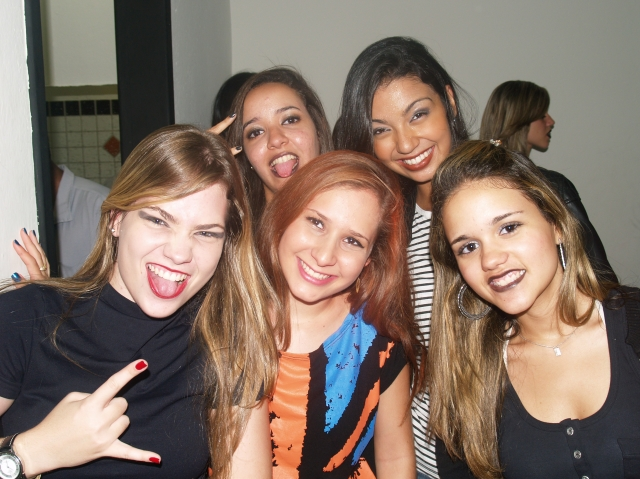 Trote - 3º ano - Rock