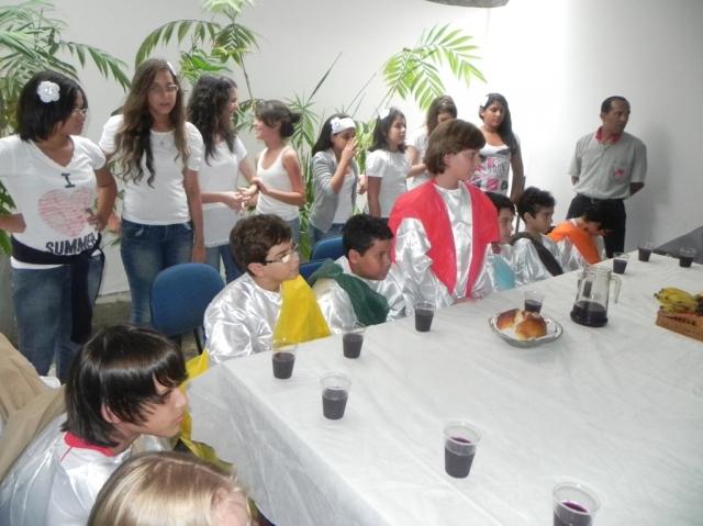 Apresentação Pascoa - Fundamental