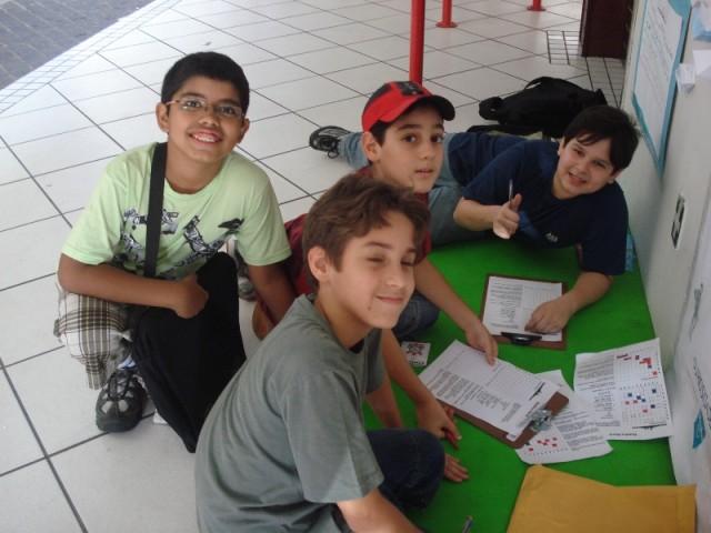 Ensino Fundamental - 16 Anos Contato