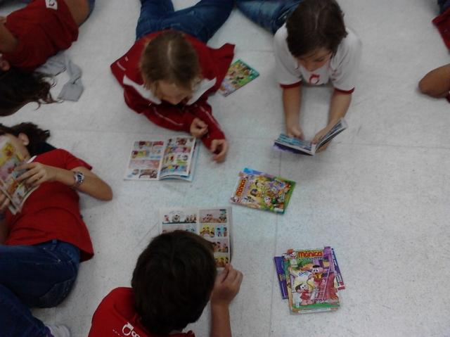 Roda de Leitura de Espanhol - 6º ano