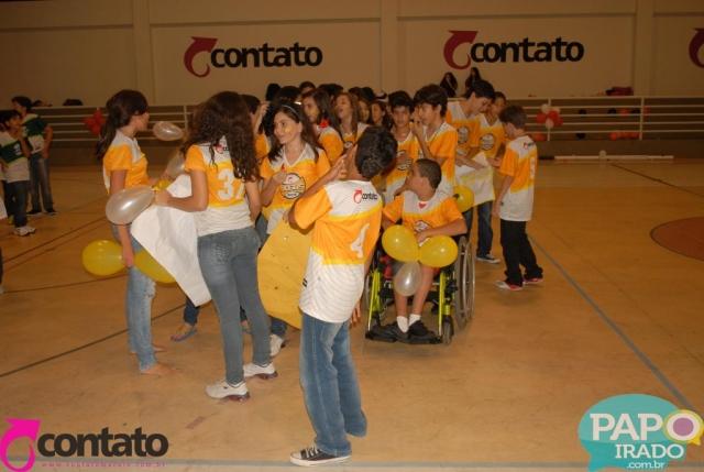 Jogos Internos Fundamental - Abertura 2012