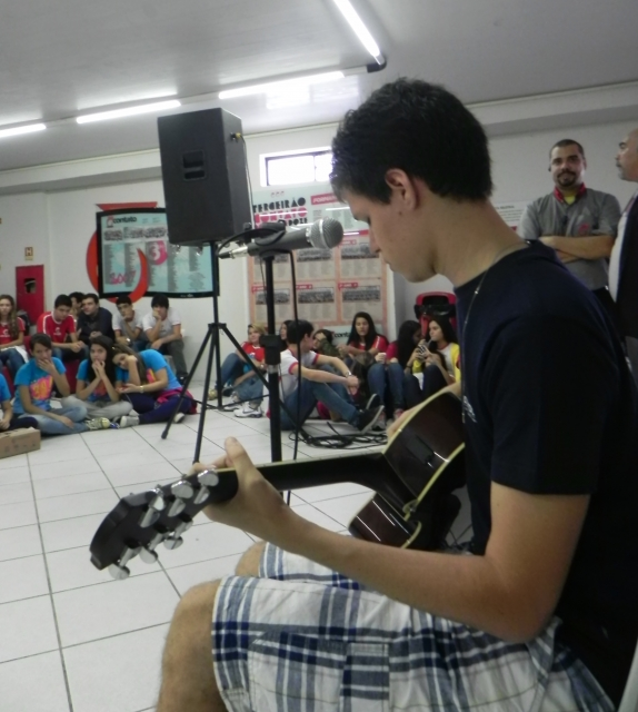Contato Musical Maio 2013