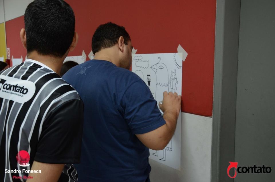 Desenho Livre - Prof. Pedro Lucena