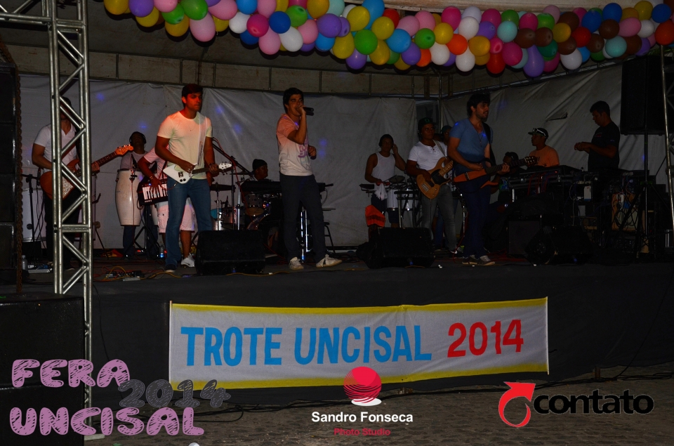 Trote UNCISAL - 2014