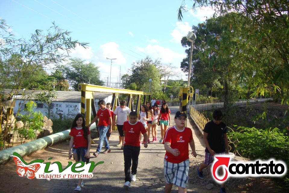 Exp. 8º Anos - Contato Maceió - PAULO AFONSO E PIRANHAS - 27 e 28.09.14