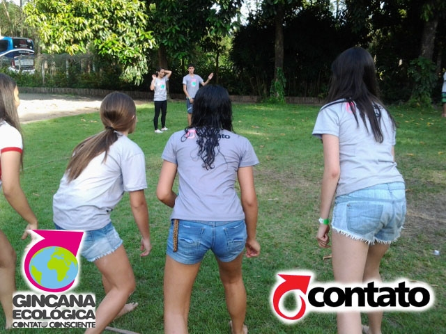Gincana Ecológica - Boca da Mata - 9º Anos