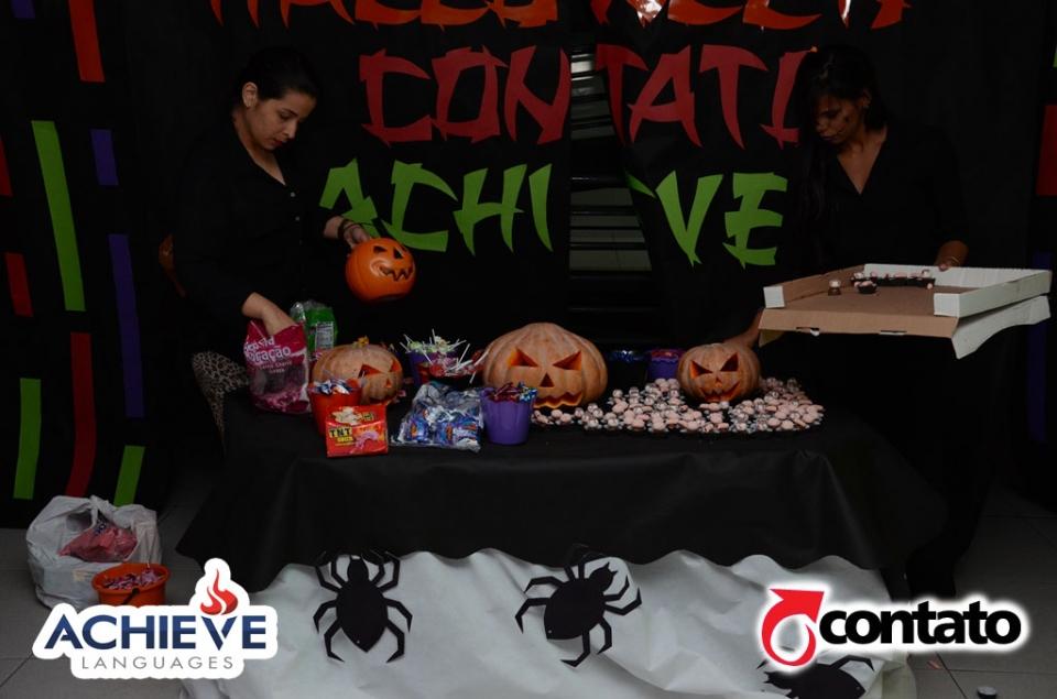 Halloween Contato 2014