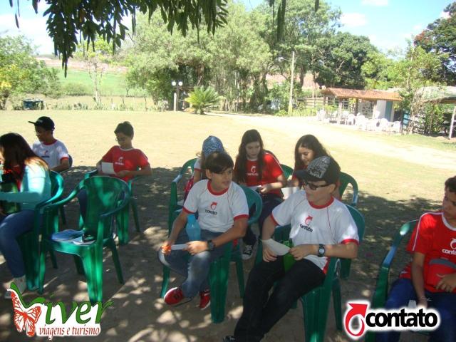 Exp. Contato -  Reserva Ecológica Osvaldo Timótio - 2015