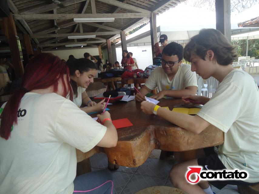Projeto Contato Consciente  - Boca da Mata