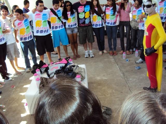 3º e 4º dia - Ponto de Prova - Vestibular Ufal 2010