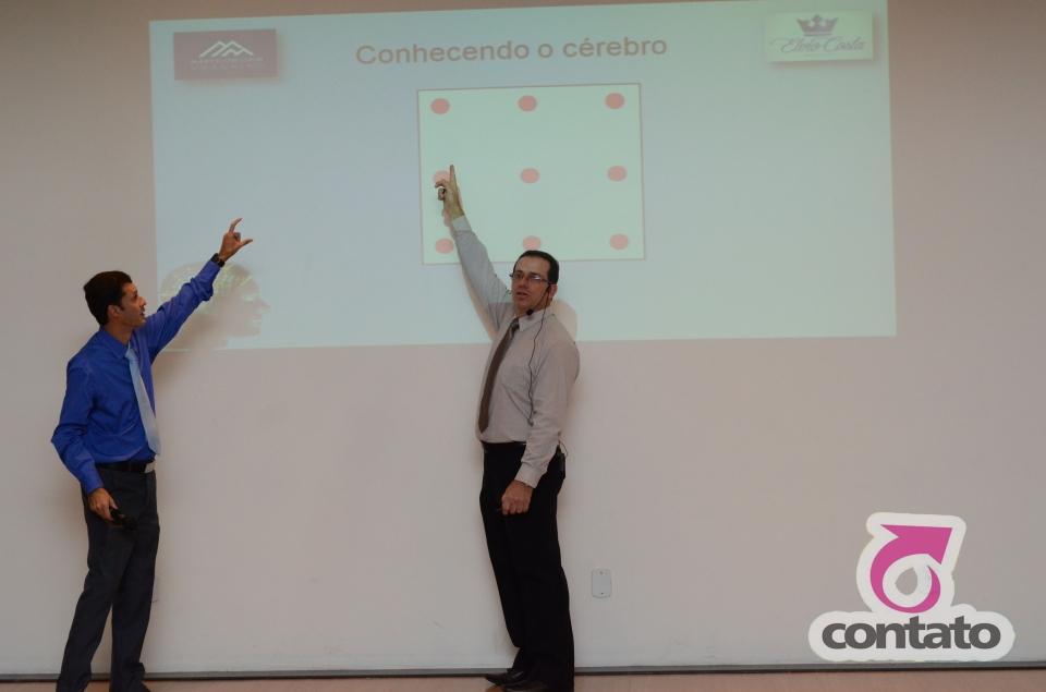 Palestra acelerativa de aprendizagem com Marcelo Miorim
