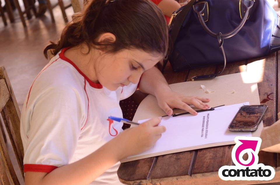 Expedição Pedagógica a Fazenda São Pedro em Pilar AL 6º ano
