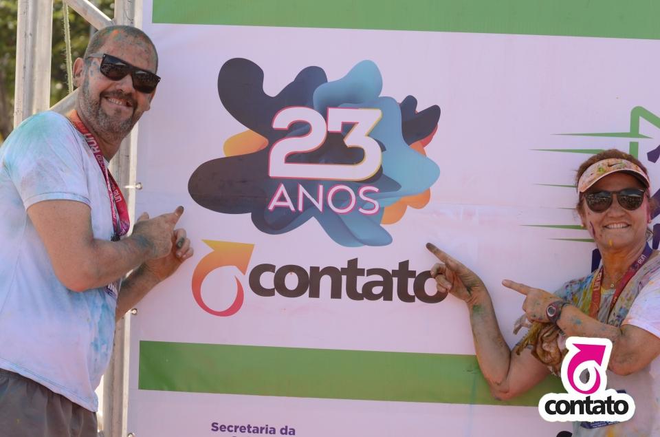 CORRIDA 23 ANOS CONTATO