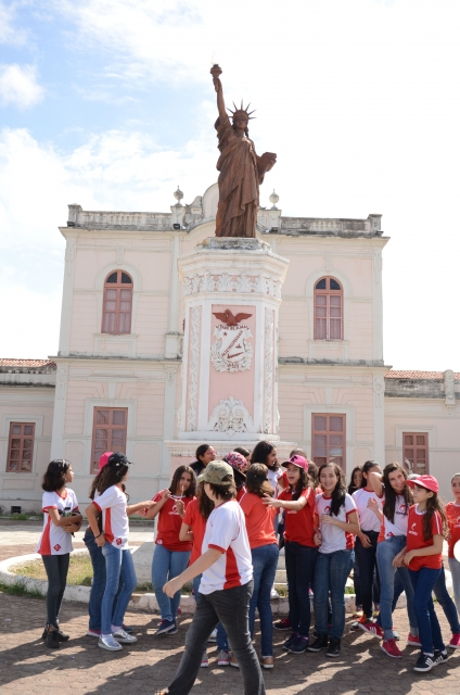 City tour 6º ano