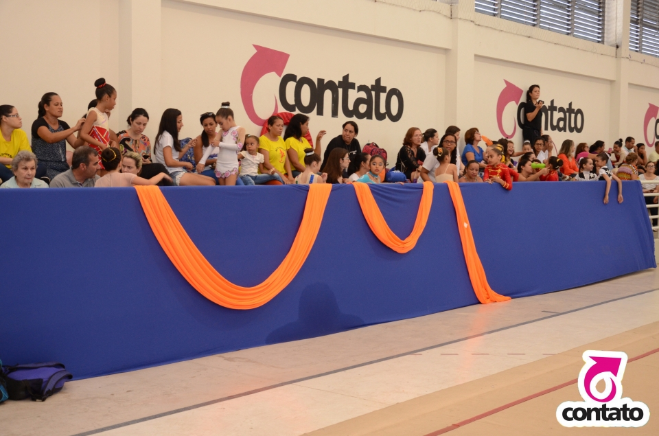 I Copa Contato de Ginastica Rítmica