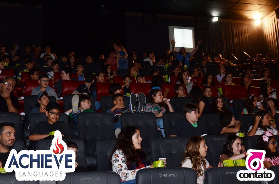 Cinema Achieve - Contato Maceió