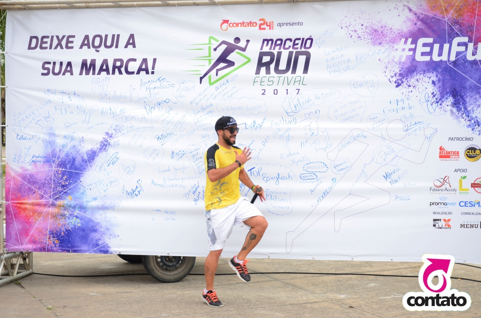 Maceió Run - Contato Maceió