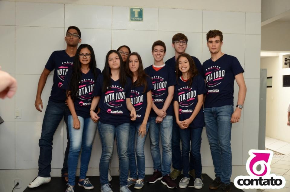 Projeto NOTA  1000
