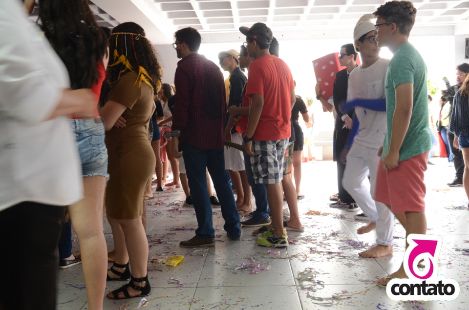Carnaval Ensino Fundamental e Médio Farol