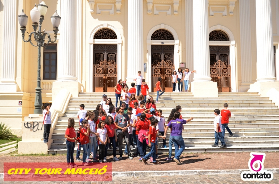 city tour Maceió