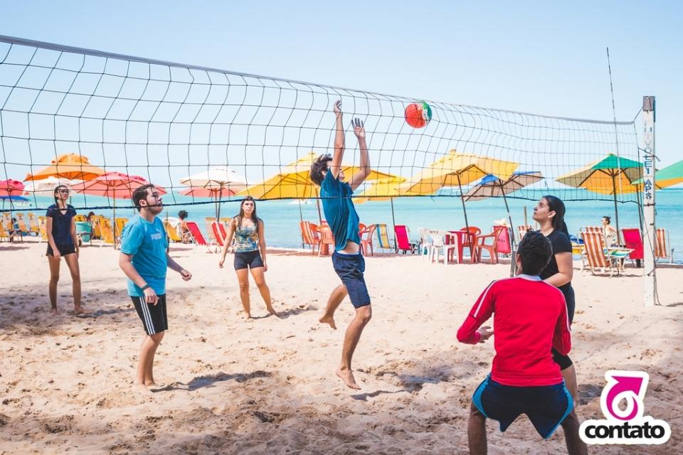 Torneio de Vôlei de Praia - 3º ano