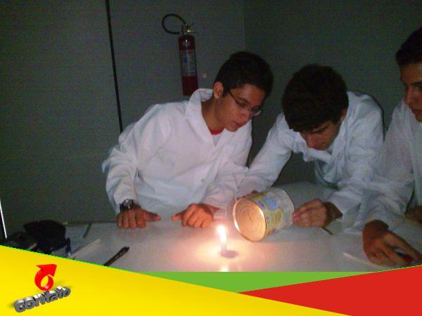 Laboratório de Ciências Exatas Naturais