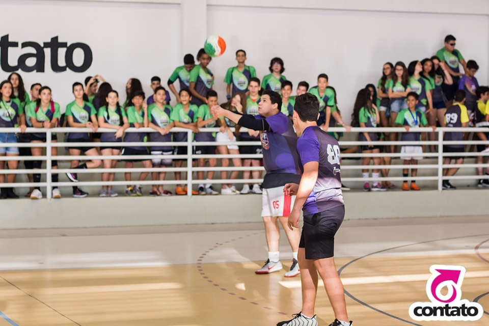 Final dos Jogos Internos - Ensino Fundamental