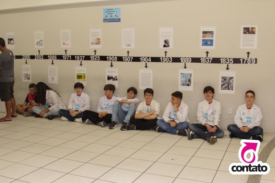 II Mostra Cultural - Unidade Jatiúca - Turno Matutino
