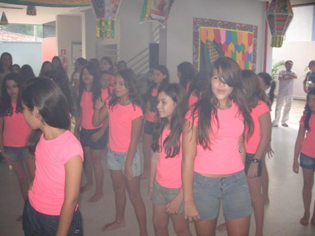 Dança Encerramento Primeiro Semestre