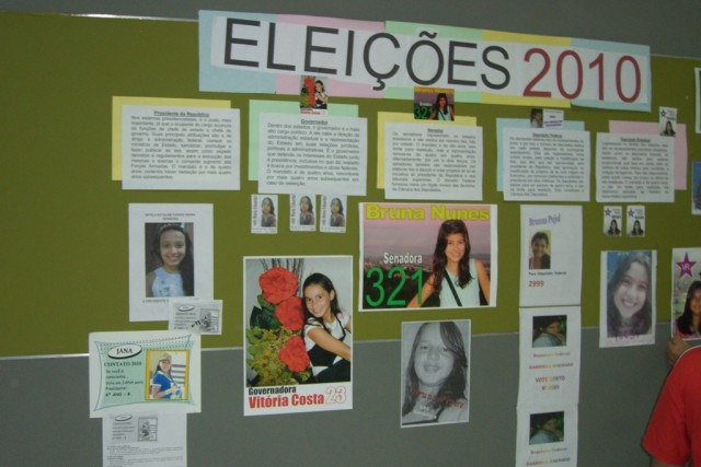 Projeto Eleições 2010