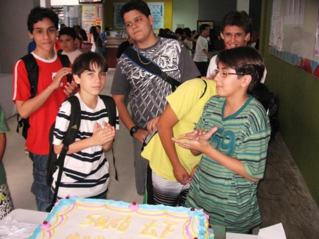 Aniversário Contato 17 Anos (Fundamental)