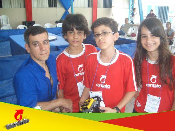 Olimpíada Robótica - OBR - 2009