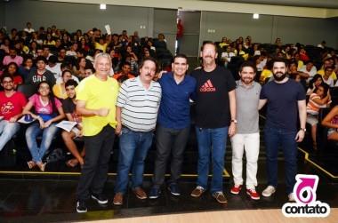 Foto de álbum Aulão previsão Intercâmbio | 25/10/2016