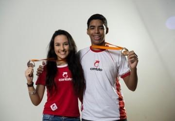 Contato realiza Olimpíadas Canguru