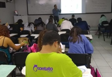 Coach disponibiliza ferramentas para alunos
