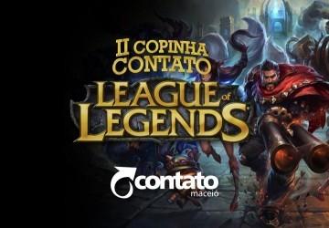 COLÉGIO REALIZA II COPINHA CONTATO DE LOL