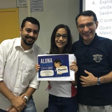 Foto de álbum Aluno destaque - 2º Bimestre - Ensino fundamental FAROL | 21/07/2017